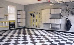 Керамическая плитка для гаража